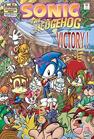 Sonic the Hedgehog #51