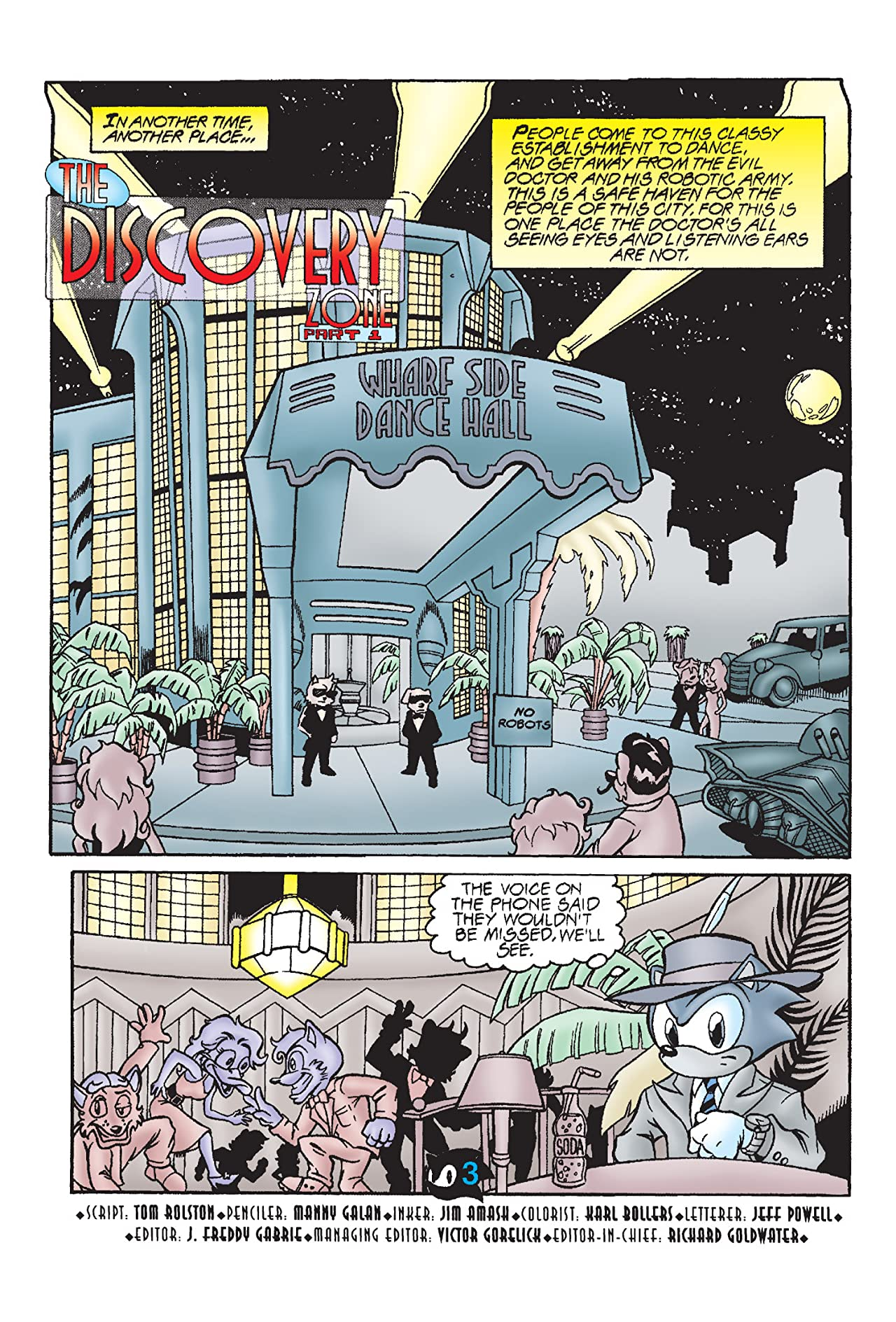 Sonic the Hedgehog #52