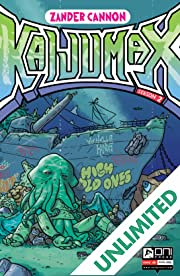 Kaijumax: Season Two #4