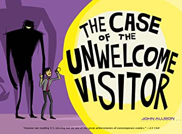 Bad Machinery Vol. 6: The Case of the Unwelcome Visitor