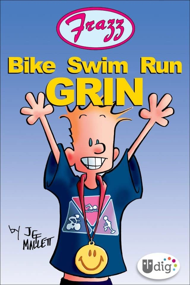 Frazz: Bike Swim Run Grin