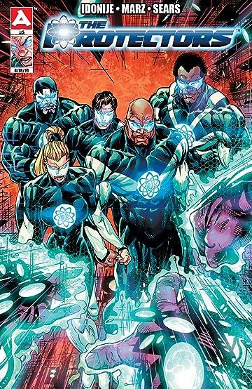 The Protectors #5