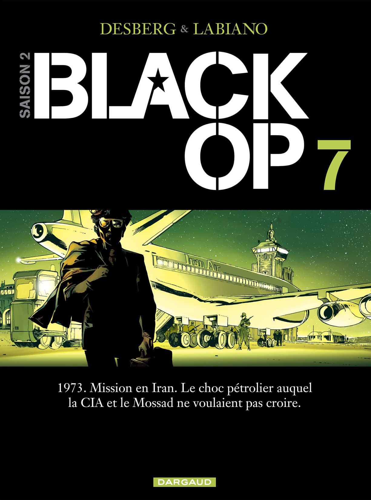 Black Op Vol. 7