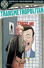 Transmetropolitan #4