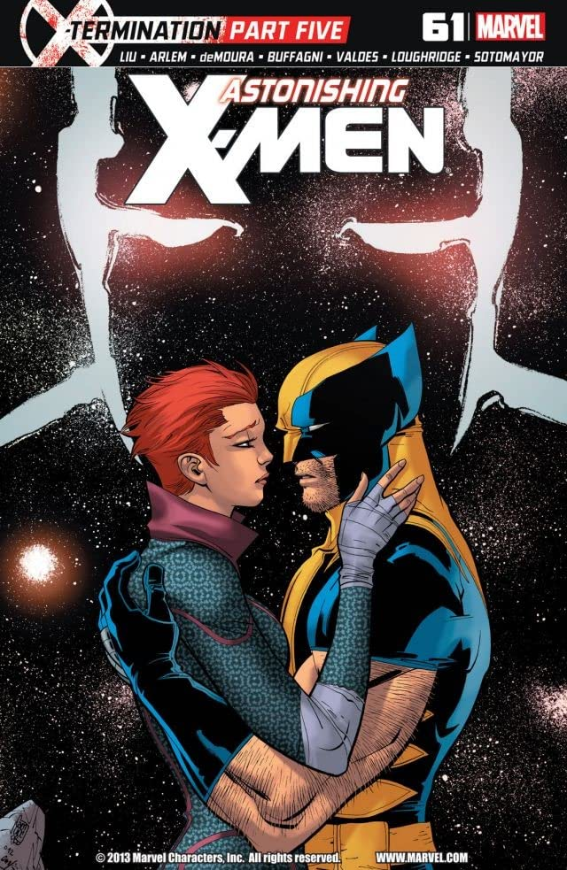 Astonishing X-Men (2004-2013) #61
