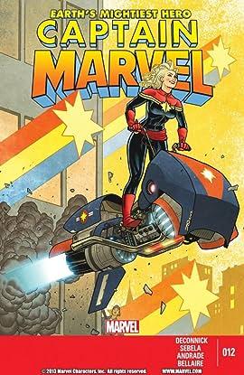 Captain Marvel (2012-2013) #12