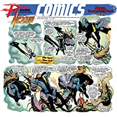 Nexus: The Comic Strip #5