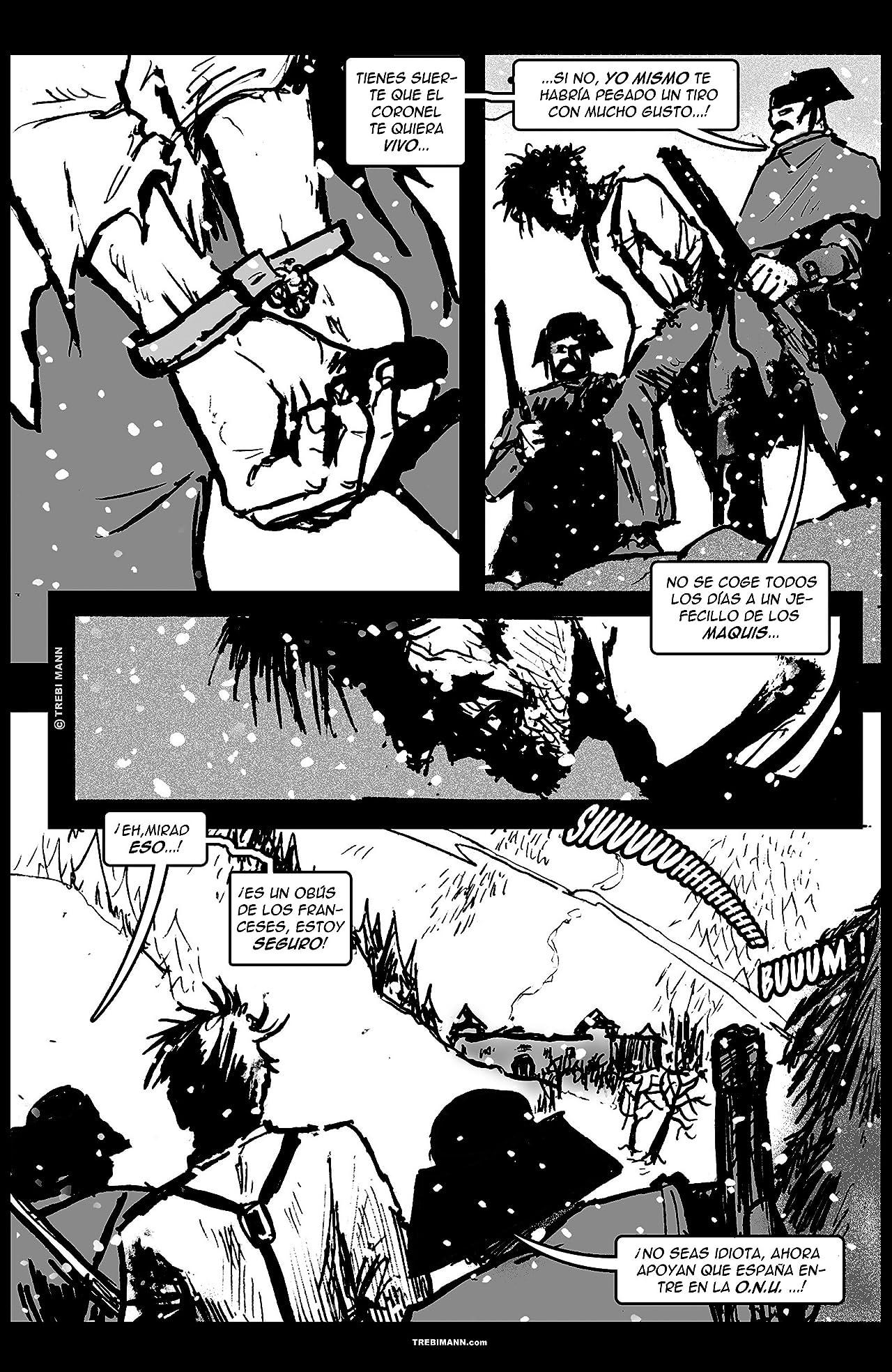 El Íncubo Vol. 1: La Represión