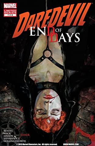 Daredevil: End of Days No.7 (sur 8)