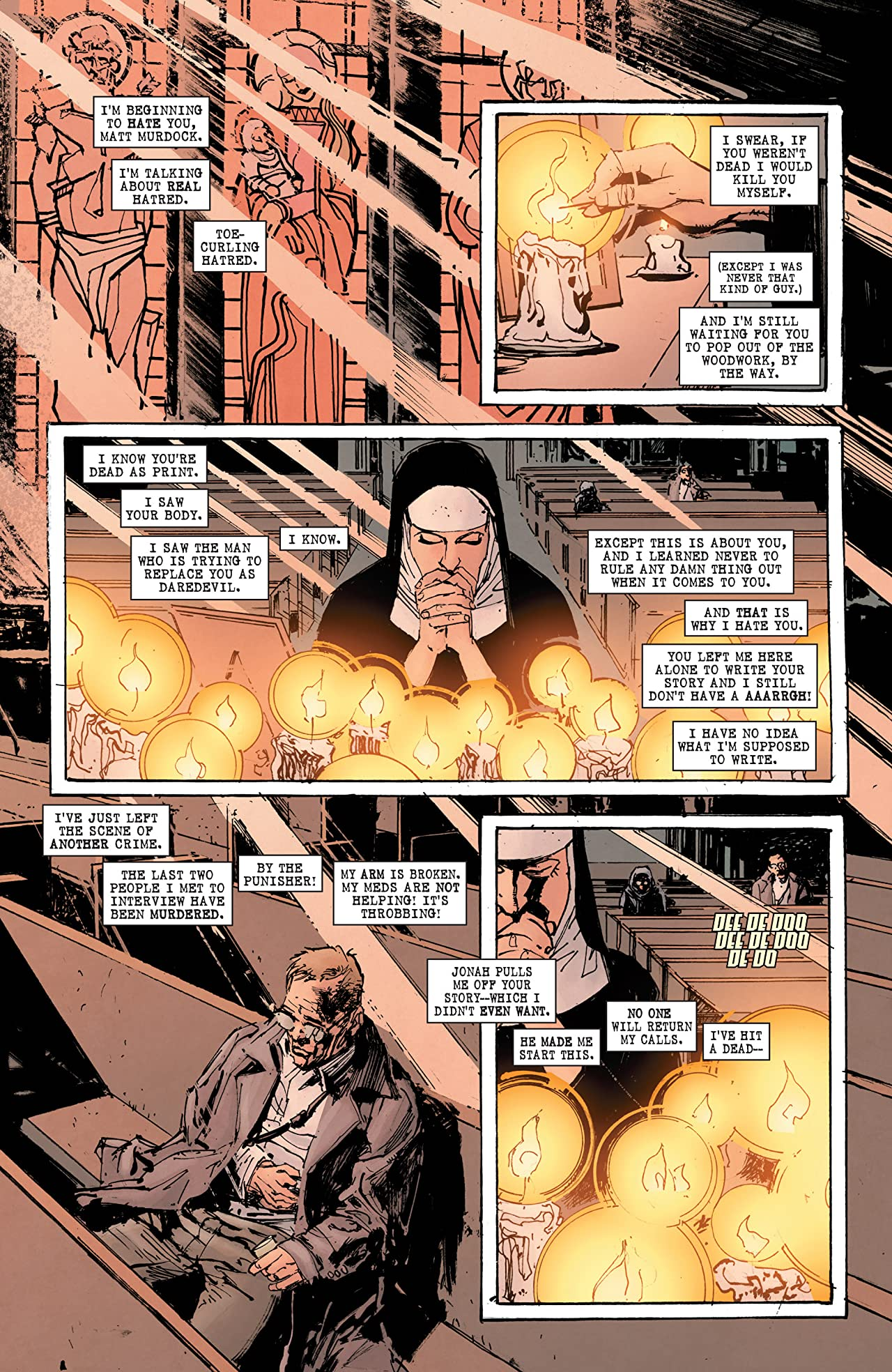 Daredevil: End of Days #7 (of 8)