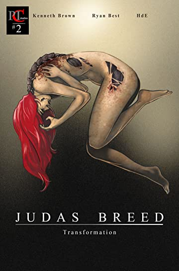Judas Breed #2: Transformation