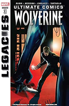 Ultimate Comics Wolverine No.3 (sur 4)