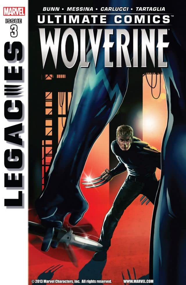 Ultimate Comics Wolverine #3 (of 4)
