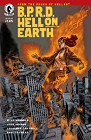 B.P.R.D. Hell on Earth #143