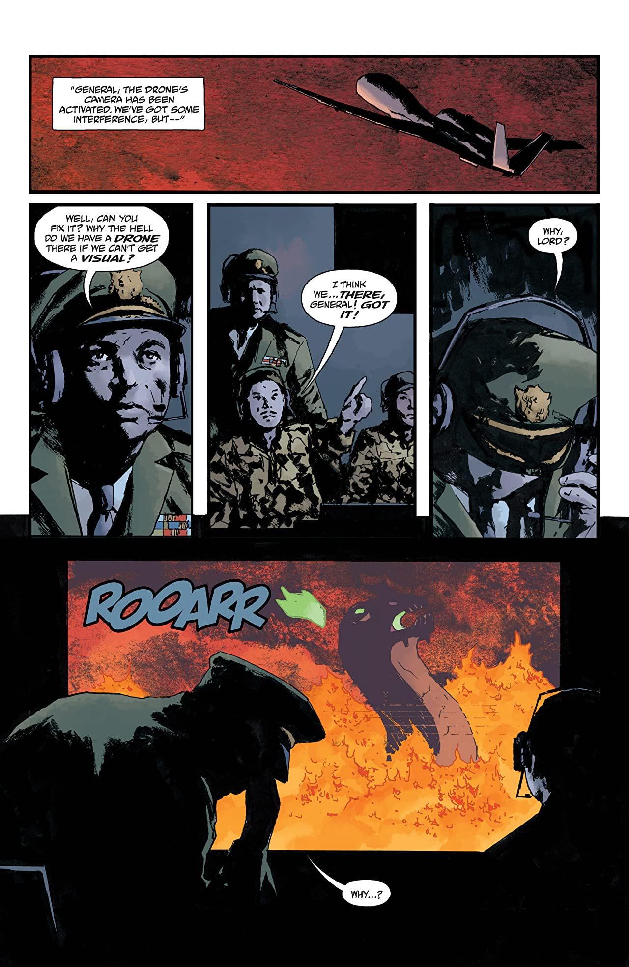 B.P.R.D.: Hell on Earth #143