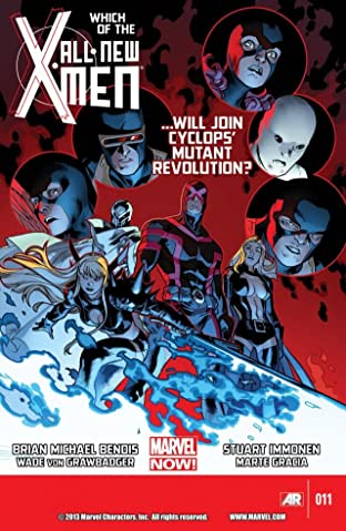 All-New X-Men (2012-2015) No.11