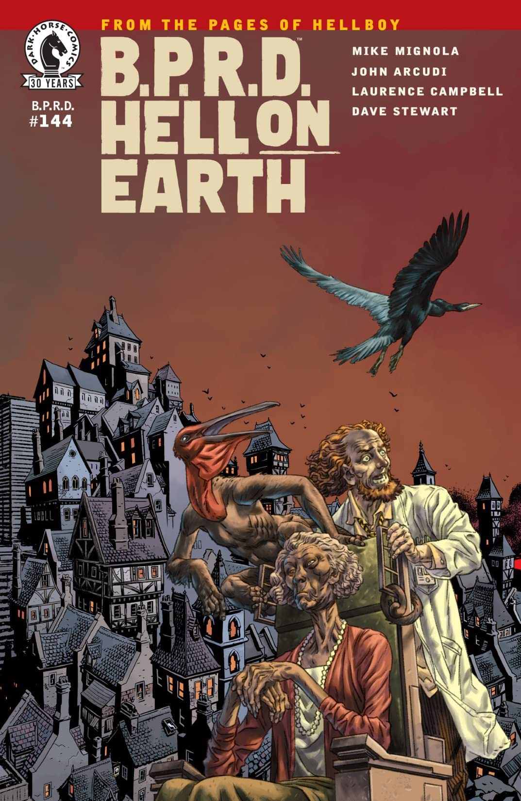 B.P.R.D.: Hell on Earth #144
