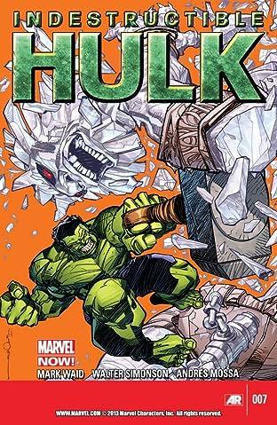 Indestructible Hulk #7