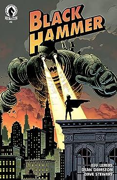 Black Hammer No.2