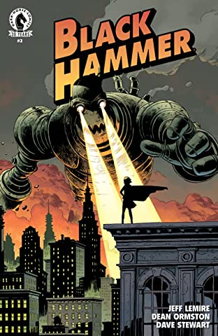 Black Hammer No.2