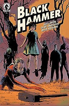 Black Hammer No.1