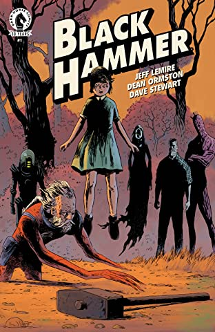 Black Hammer No.1