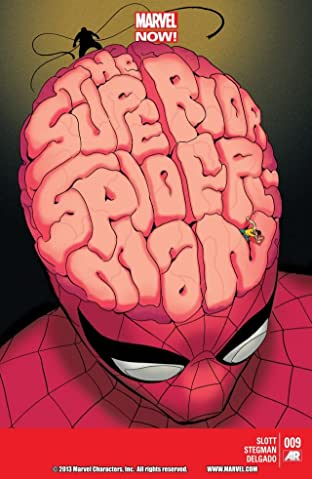 Superior Spider-Man No.9