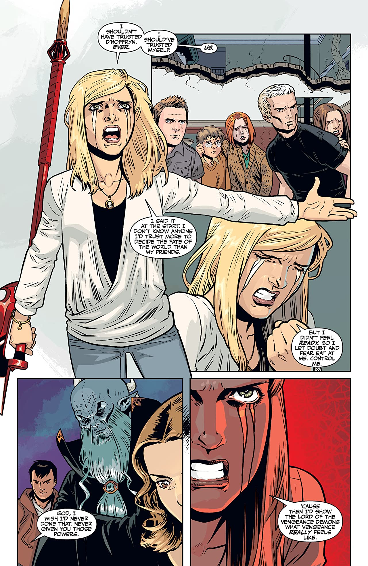 Buffy the Vampire Slayer: Season 10 #30