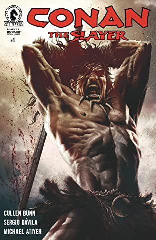Conan the Slayer #1