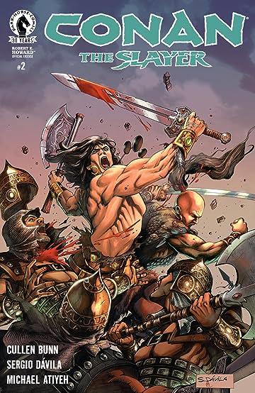 Conan the Slayer #2