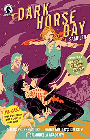 Dark Horse Day Sampler 2016 #0