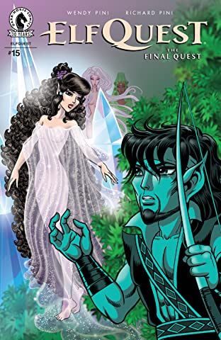 ElfQuest: The Final Quest No.15