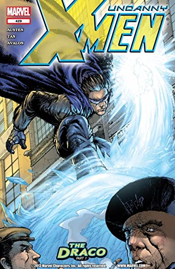 Uncanny X-Men (1963-2011) #429