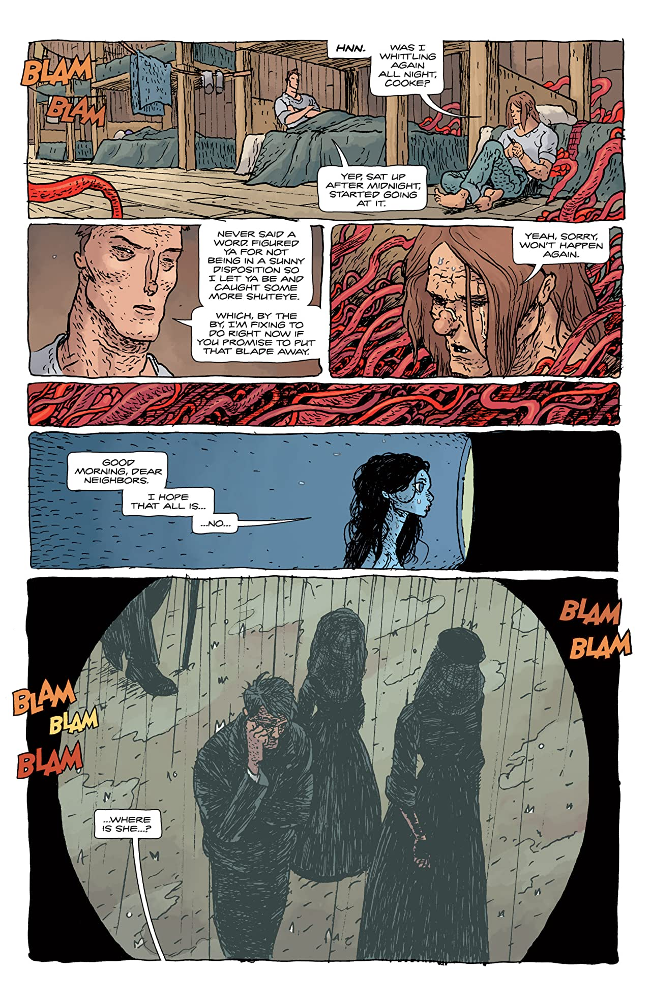 House of Penance #4