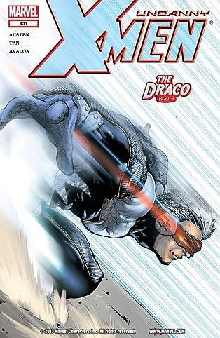 Uncanny X-Men (1963-2011) #431