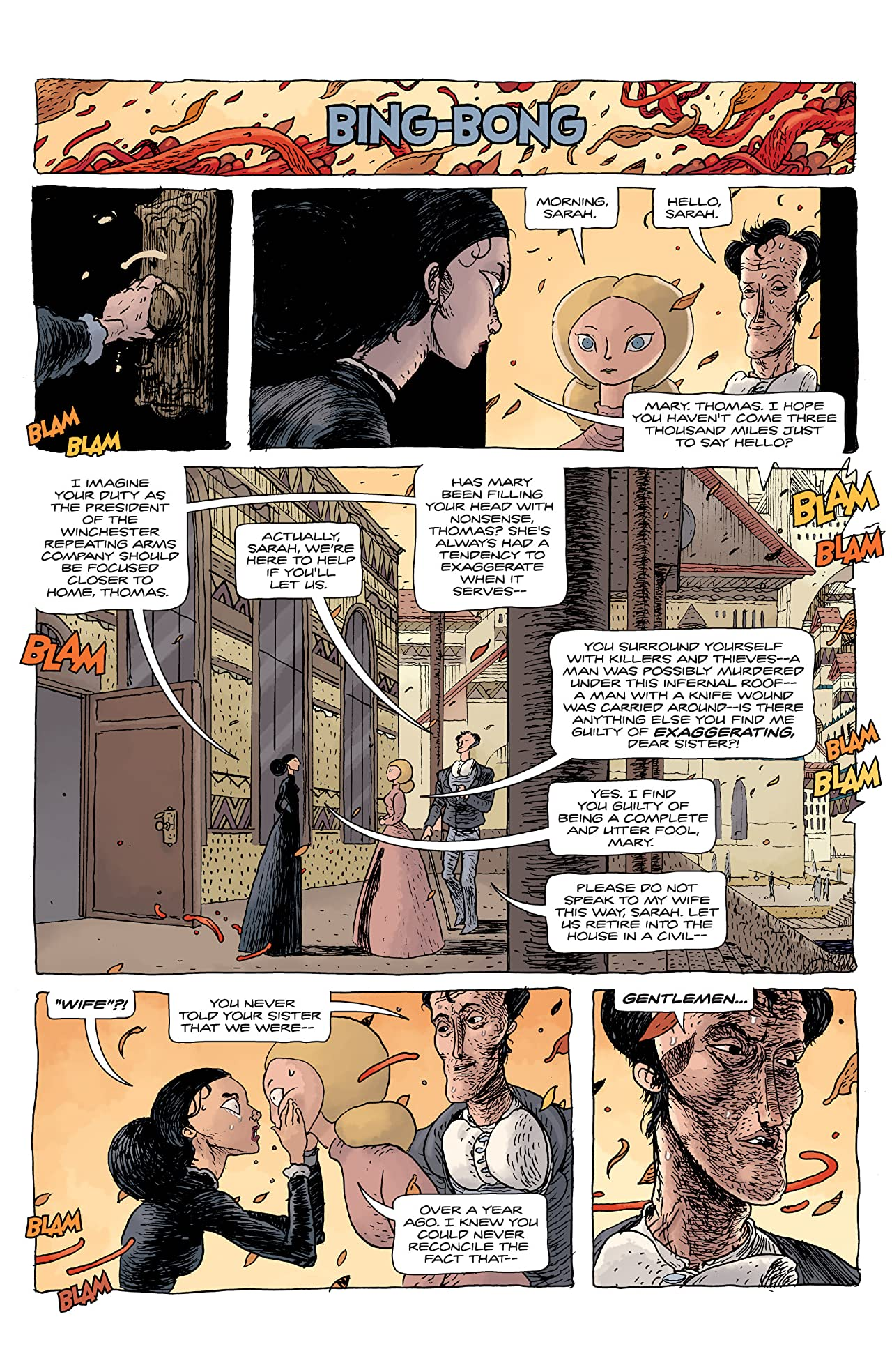 House of Penance #5