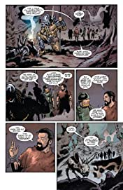 Prometheus: Life and Death #3