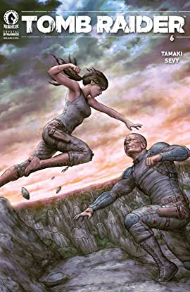 Tomb Raider (2016) #6