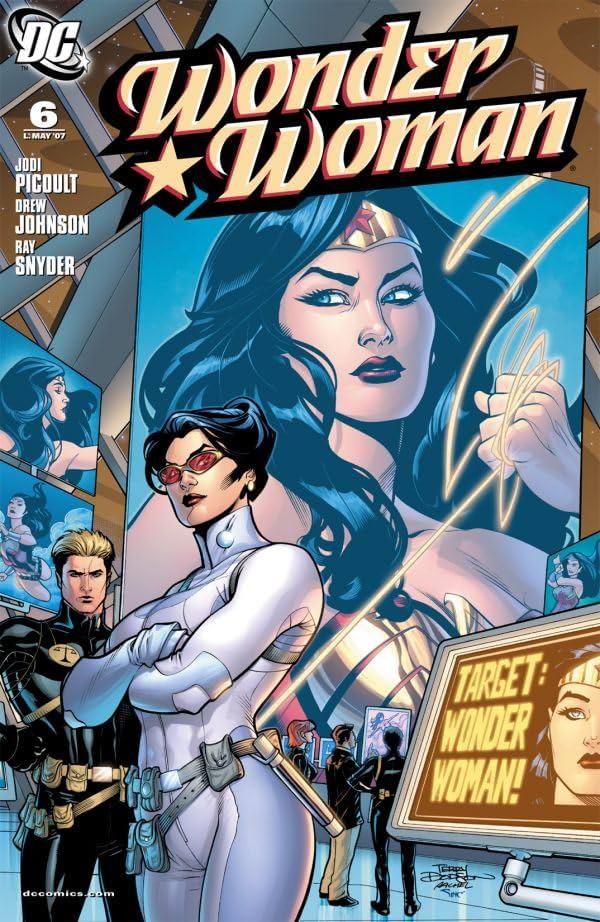 Wonder Woman (2006-2011) #6