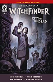 Witchfinder: City of the Dead No.1