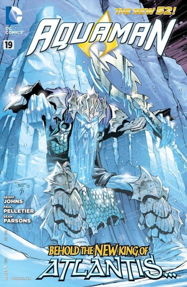 Aquaman (2011-2016) #19
