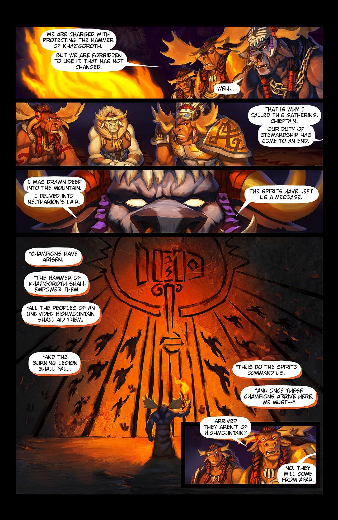 World of Warcraft: Legion #3