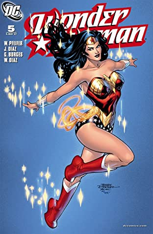 Wonder Woman (2006-2011) No.5