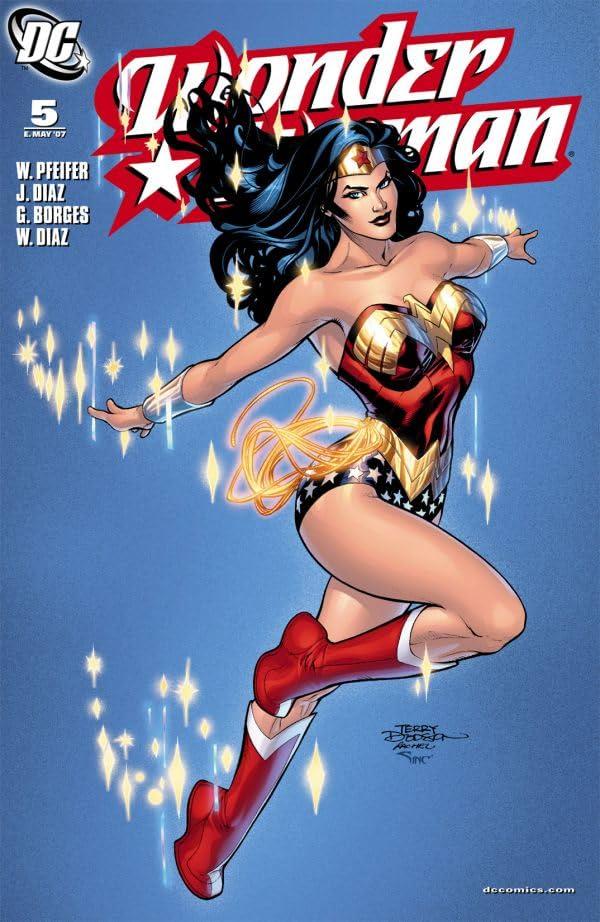 Wonder Woman (2006-2011) #5