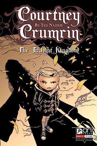 Courtney Crumrin In The Twilight Kingdom Vol. 3 #1