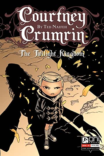 Courtney Crumrin In The Twilight Kingdom Vol. 3 #1