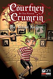 Courtney Crumrin In The Twilight Kingdom Vol. 3 #2