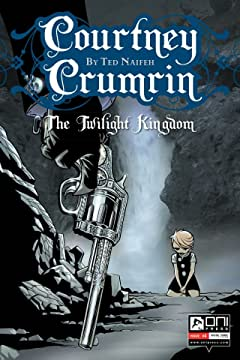Courtney Crumrin In The Twilight Kingdom Vol. 3 #4