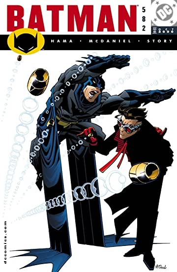 Batman (1940-2011) #582