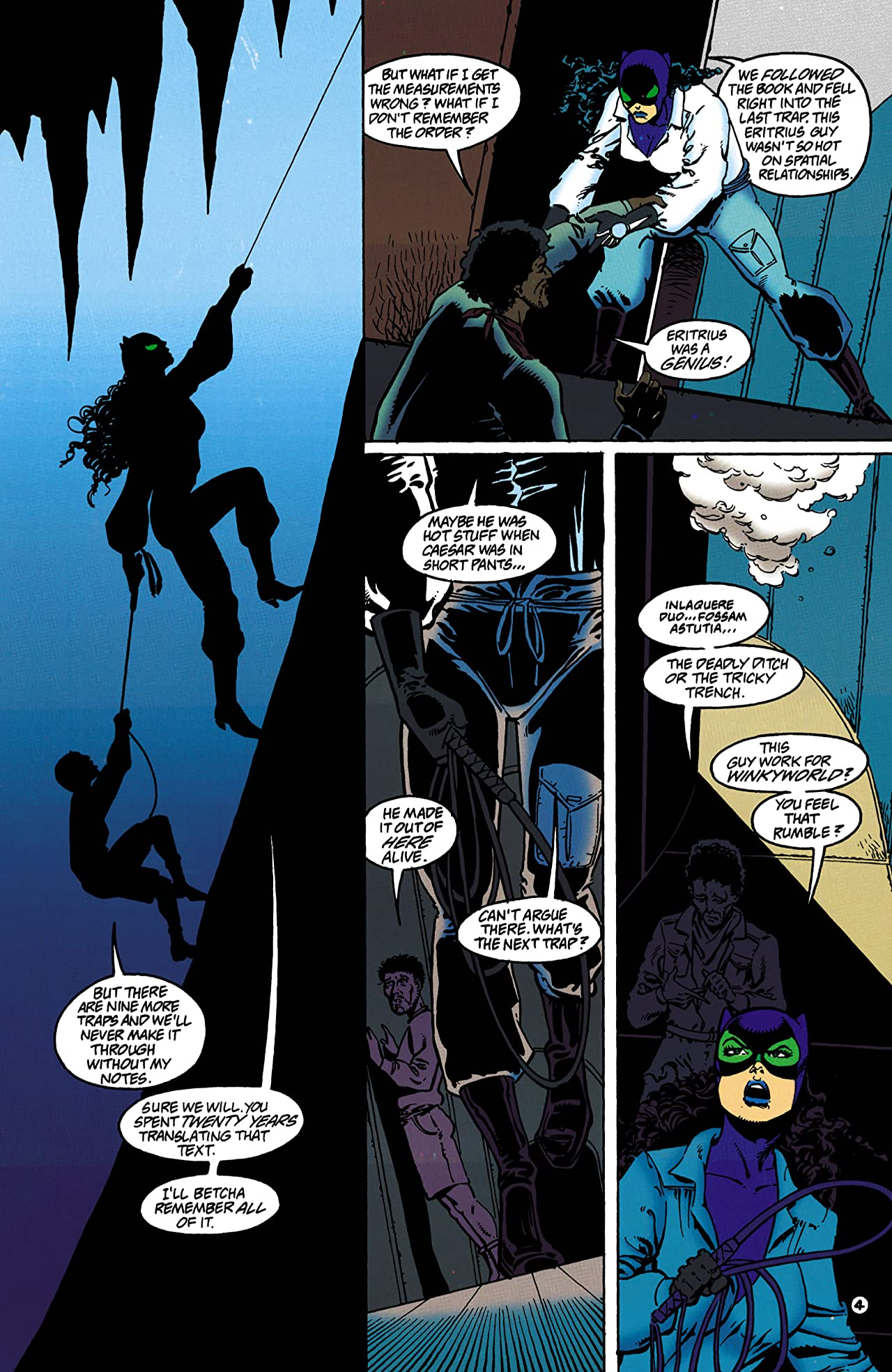 Catwoman (1993-2001) #35